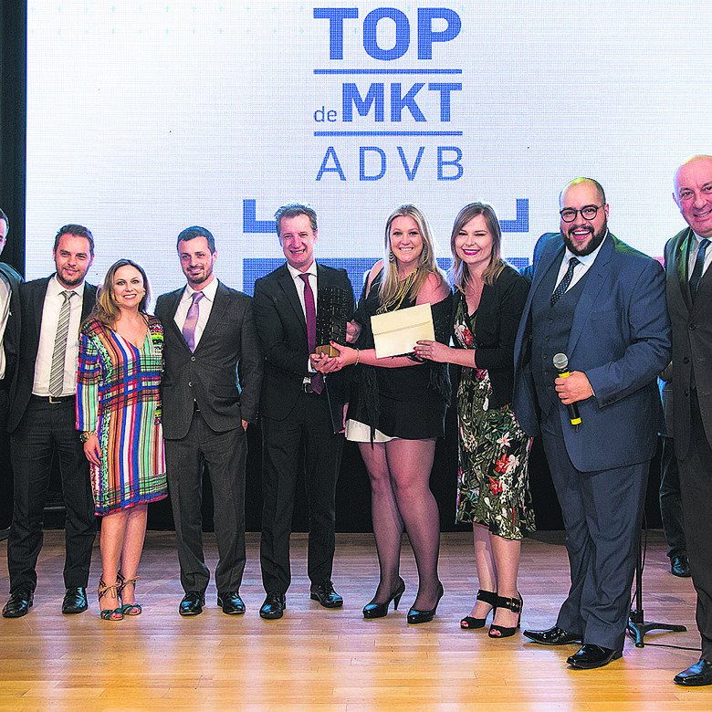 Ação de Branded Content para a ADVB PR – cobertura do Top de Marketing 2016